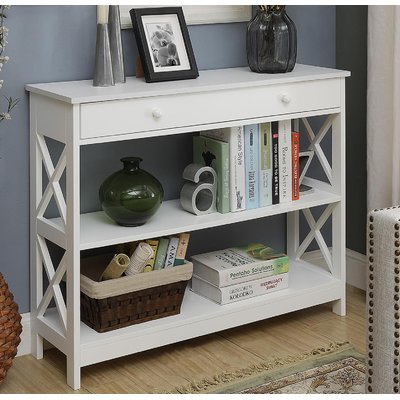 Beachcrest Home Gracelynn 1 Drawer Console Table & Reviews | Wayfair