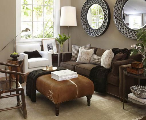 25 Beautiful Living Room Ideas for Your Manufactured Home | TV-room
