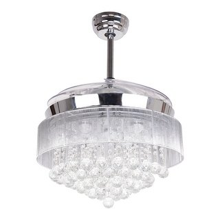 Buy Modern & Contemporary Ceiling Fans Online at Overstock | Our