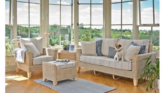 Conservatory Furniture | Rattan Sofa | Holloways