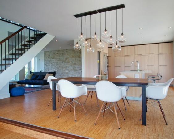 Dining Room Light Fixtures Modern Dazzling Design Ideas Dinning