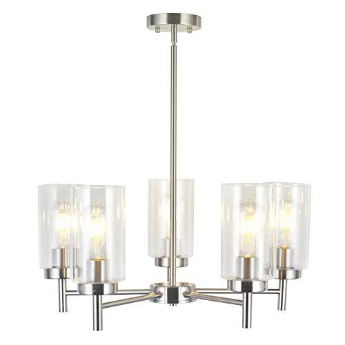 Contemporary Light Fixtures for Dining: Amazon.com