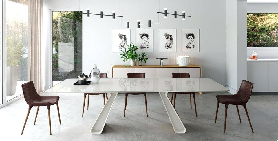 Contemporary Dining Table Sets Modern Dining Room Tables Inspire
