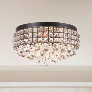 Buy Modern & Contemporary Flush Mount Lighting Online at Overstock