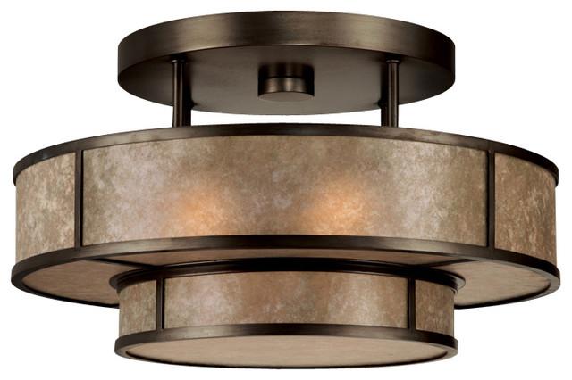 Fine Art Lamps Singapore Moderne Semi-Flush Mount, 600940