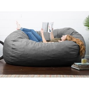 Extra Large Bean Bag Chairs You'll Love | Wayfair