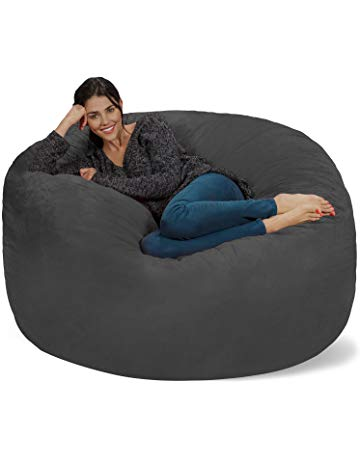Contemporary Oversized Bean Bag Chairs For Adults