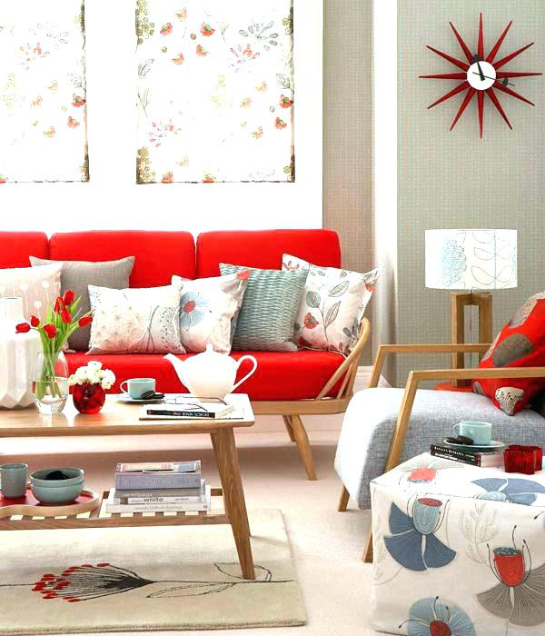 Red Couches Decorating Ideas Red Sofa Living Room Ideas Innovative