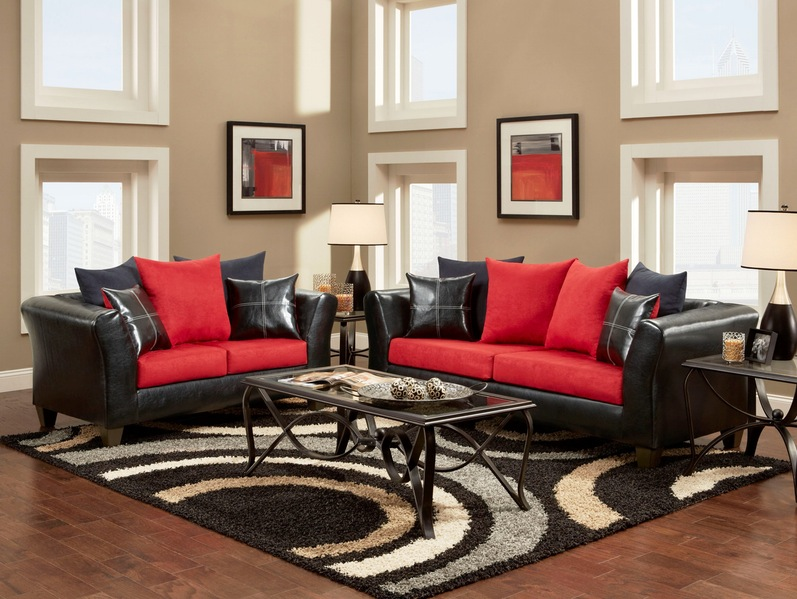Beige Living Room Red Sofa Living Room ~ stodarts