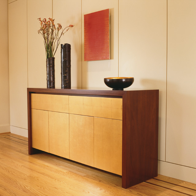 Custom Sideboard - Contemporary - Dining Room - DC Metro - by