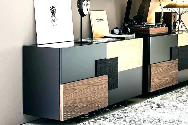 Modern Contemporary Sideboard | Modern Minimalist Home Design