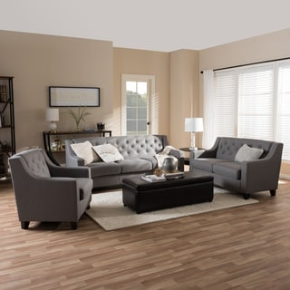 Buy Fabric Living Room Furniture Sets Online at Overstock | Our Best