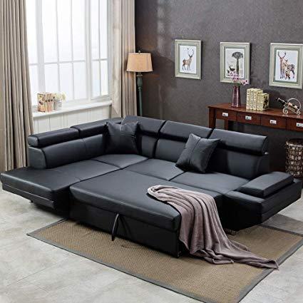Amazon.com: Sofa Sectional Sofa Bed Living Room Sofa Corner Sofa Set