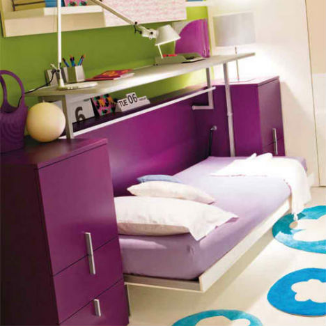 Resource Furniture: Convertible Designs for Small Spaces   Urbanist