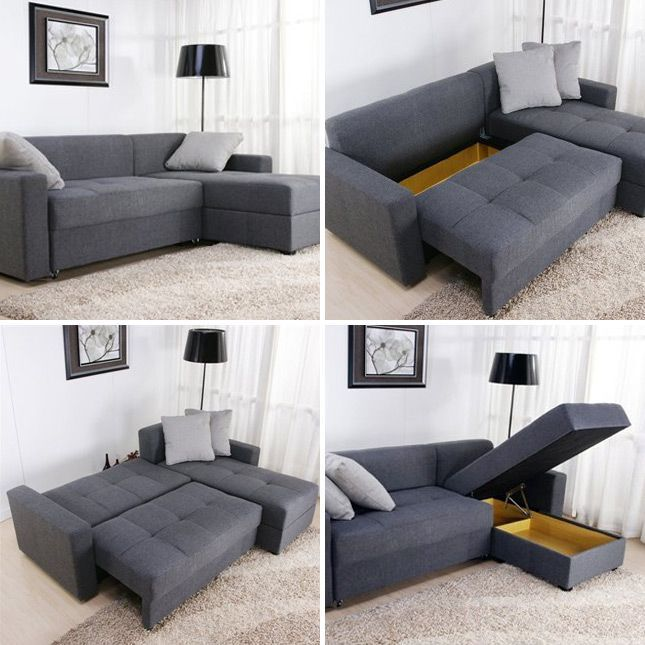Convertible Sectional Sofa: The search for a sofa bed that doesn't