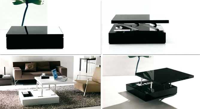 Smart Coffee Table Best Convertible Dining Tables For Small Spaces