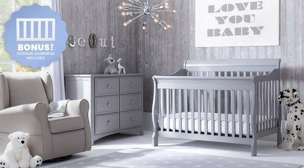 6-Piece Nursery Furniture Set u2013 Delta Children
