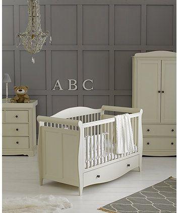 Mothercare Bloomsbury 3-piece Nursery Furniture Set - Ivory | Henry
