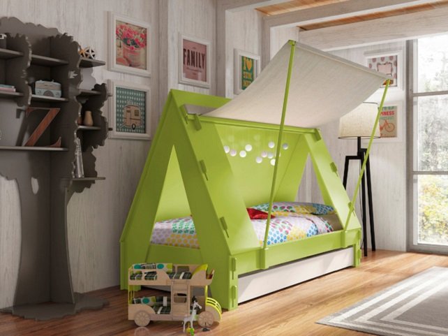 Check Out These Insanely Cool Beds for Kids