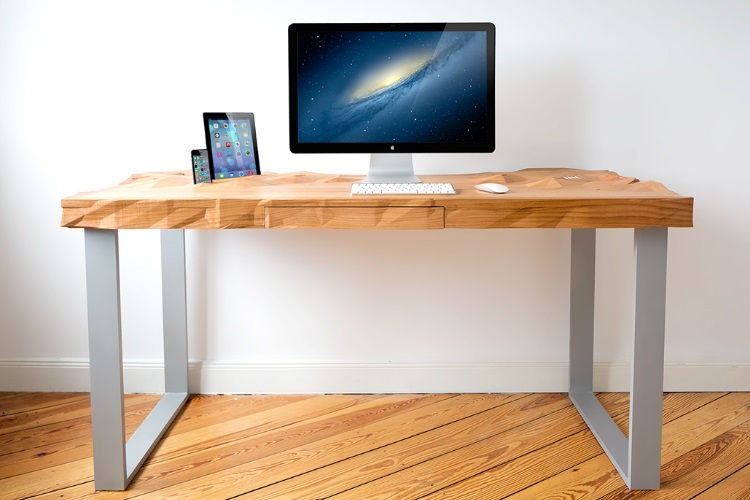 25 Best Desks For The Home Office Man Of Many With Regard To Unique