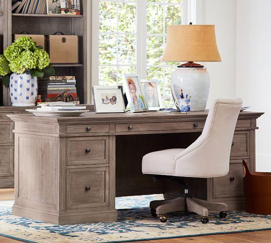 Home Office Desks, Computer Desks & Writing Desks | Pottery Barn