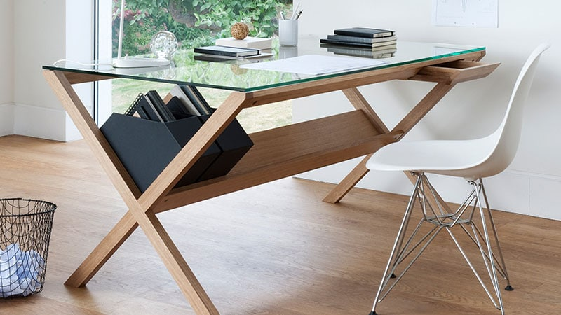 30 Cool Desks for Your Home Office - The Trend Spotter