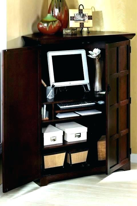 Corner Armoire Computer Desk Image Result For Corner Desk