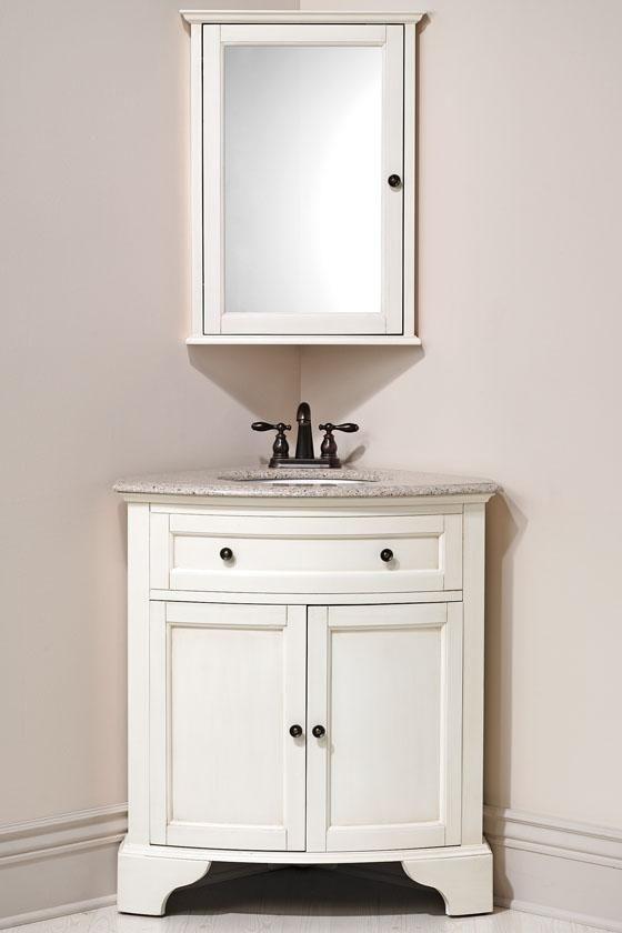 Hamilton Corner Vanity - Bath Vanities - Bath   HomeDecorators.com