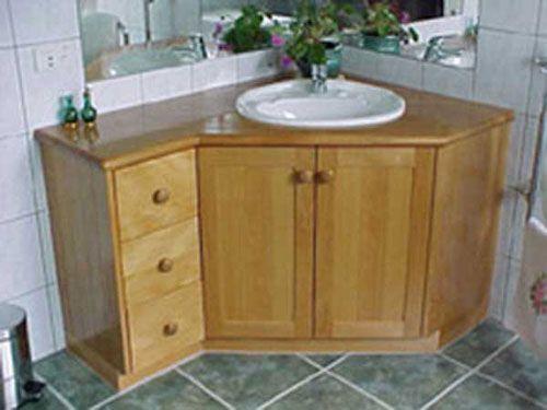 corner vanity for bathroom | Corner Bathroom Vanity is an Excellent
