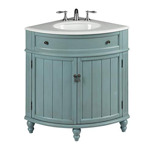 Corner Bathroom Vanities: Amazon.com