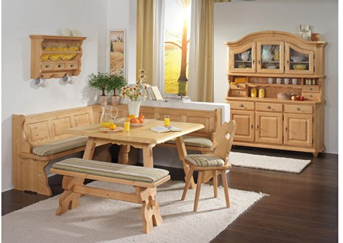 Wow! 30 Space-Saving Corner Breakfast Nook Furniture Sets (2019)