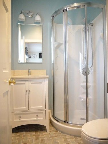 Small Showers Design, Pictures, Remodel, Decor and Ideas - page 53
