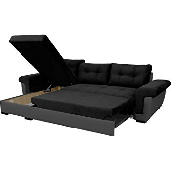 Sofafox CORNER SOFA BED STORAGE: Amazon.co.uk: Kitchen & Home