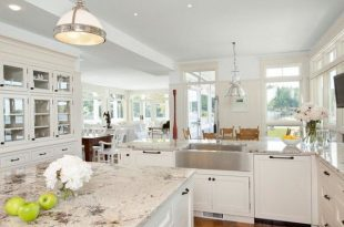 Pin by Nancy Ericson on Home Decorating Ideas | White granite