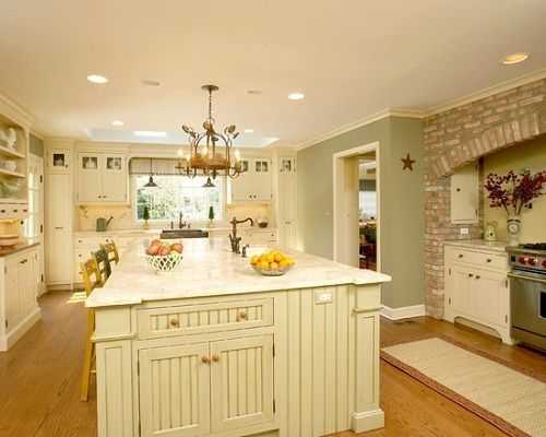 Explore different shades in country kitchen paint colors u2013 DesigninYou