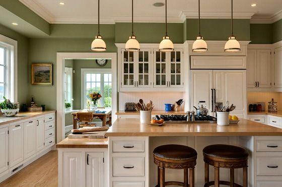 Country kitchen | New House | Pinterest | Kitchen paint, Kitchen