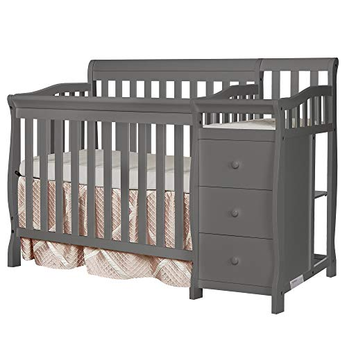Crib with Changing Table: Amazon.com