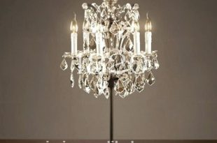 Crystal Chandelier Lamp Crystal Chandelier Vintage Crystal