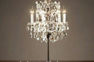 Crystal Chandelier Lamp Crystal Chandelier Vintage Crystal