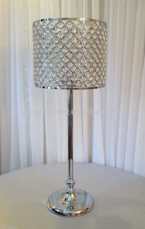 Make Chandelier Table Lamp u2014 Ealworks.Org