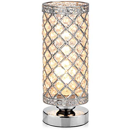 Table Lamp, Petronius Crystal Table Lamps, Decorative Bedside
