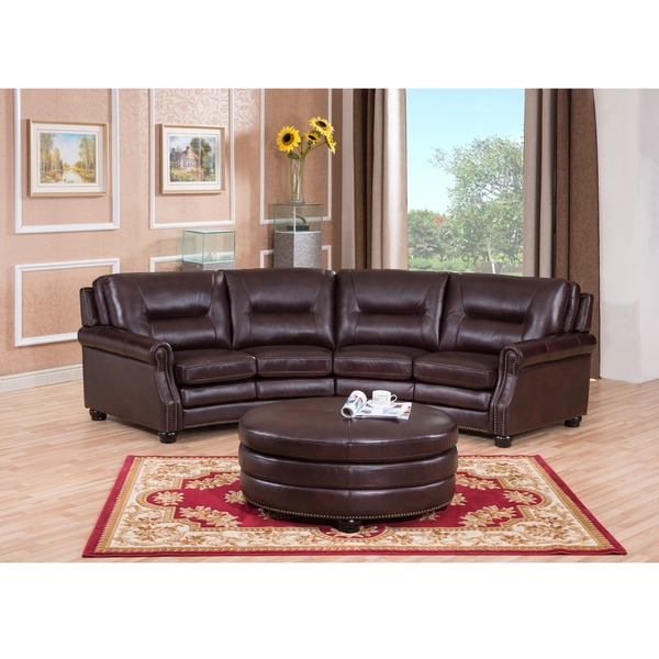 SpaceSaving Sectional Sofa Design Wonderful Curved Sectional Sofa