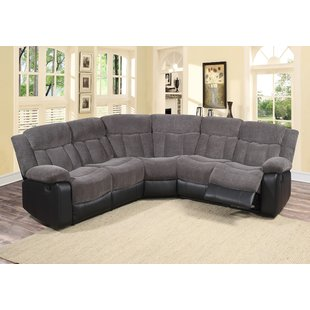 William Reclining Sectional | Wayfair