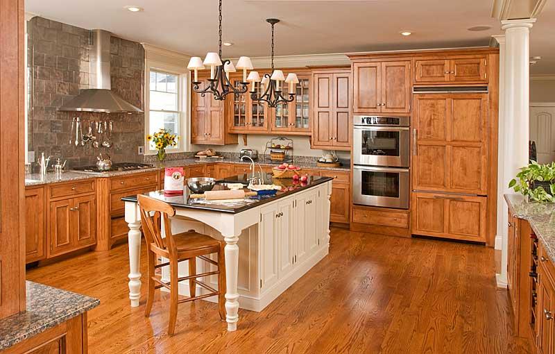 Custom kitchen islands | Kitchen islands | Island cabinets