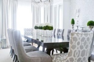 Custom Upholstered Dining Chairs | Houzz