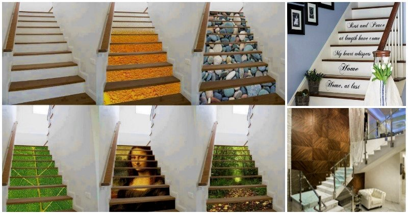 31 Stair Decor Ideas to Make Your Hallway Look Amazing - Ritely