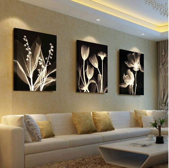 Decorative Paintings For Living Room