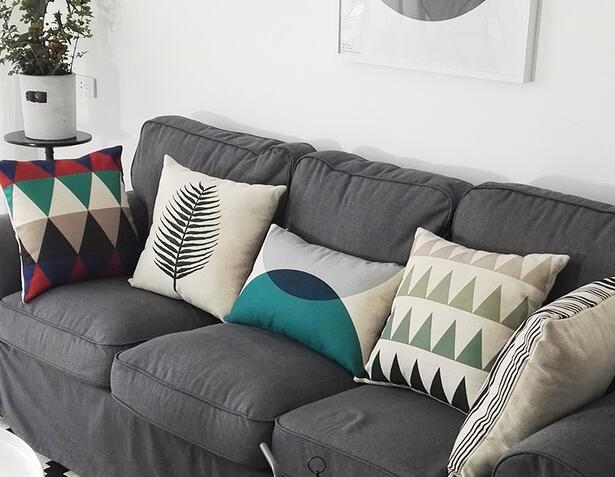 Make your dining room elegant with modern and decorative sofa
