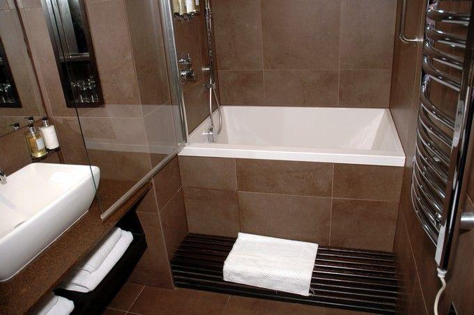 small tubs shower combo | Deep Soaking Tub Freestanding | Bathroom