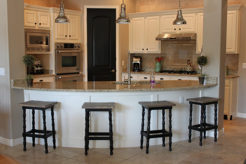 Kitchen Counter Stools 24 Inch : Amberyin Decors - Best Kitchen